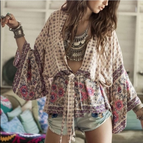 Spell & The Gypsy Collective Other - SPELL & THE GYPSY GORGEOUS KIMONO
